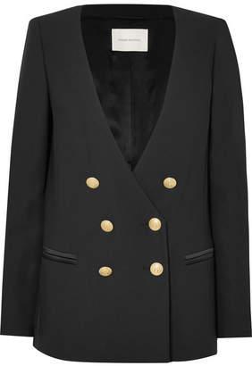 Wool Blazer - Black