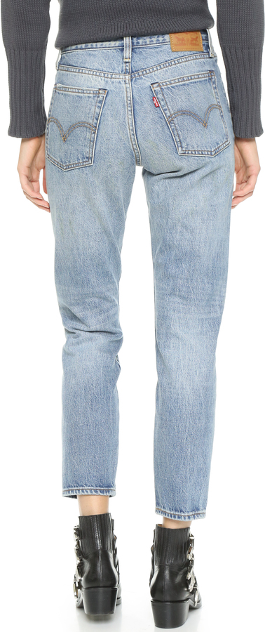 Levi's Wedgie Icon Jeans 4