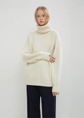Extreme Cashmere Oversize Xtra Cashmere Roll Neck Sweater