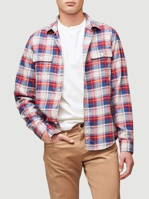 Frame Inyo Plaid Shirt