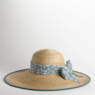 Haley Straw Hat