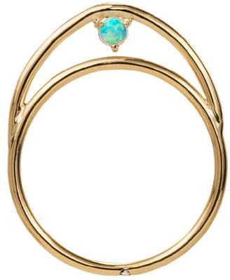 WWAKE Suspended Arc Ring