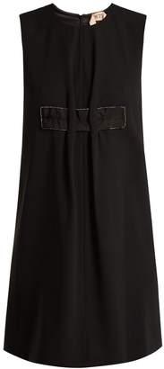 embellished shift dress - Black N USyPgguJ