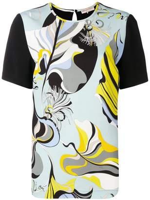 Emilio Pucci Frida Print T-shirt