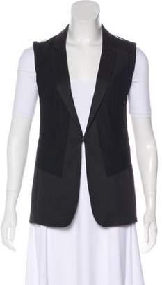 Rag & Bone Sleeveless Blazer Vest