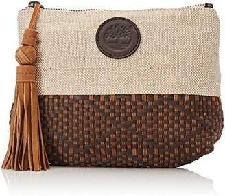 Timberland Women's TB0M5771 Top-Handle Bag Beige