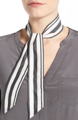 Women's Echo Rows Mini Scarf $29 thestylecure.com