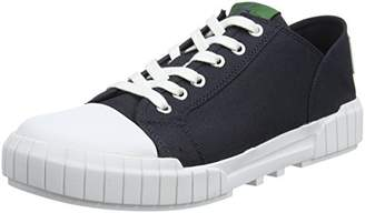 Mens Gaston Shiny Goat/Smooth Low-Top Sneakers Calvin Klein Jeans ASKwxq4