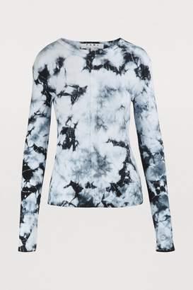 Proenza Schouler Pswl Tie-dye sweatshirt