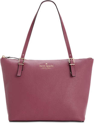 Kate Spade Watson Lane Small Maya Leather Tote