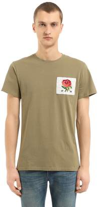 Kent & Curwen Rose 1926 Iconic Cotton T-Shirt