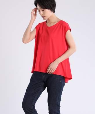 INED (イネド) - INED フレンチスリーブAラインTシャツ