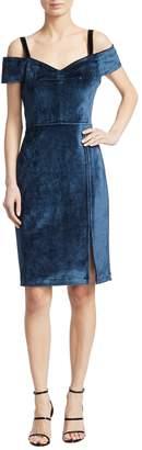 Yigal Azrouel Women's Solid Sweetheart Dress