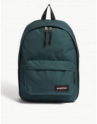 Eastpak Green Woven Out Of Office Backpack