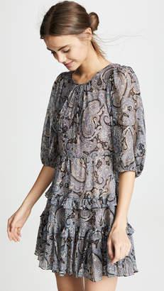 Rebecca Taylor Selene Paisley Dress