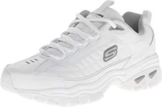 Skechers Sport Men's Energy Afterburn Lace-Up Sneaker
