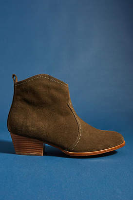 Anthropologie Rodeo Suede Boots