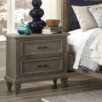 Co Darby Home Stearns 2 Drawer Nightstand