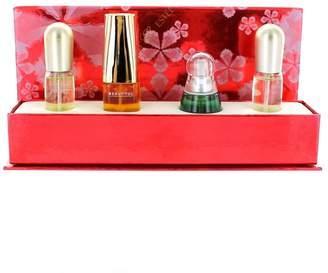 Estee Lauder Perfumes Treasurs Gift Set 4 Pieces (Beyond Paradise, Pleasures Exotic, Beautiful, Pleasures .14 oz.) (All Spray) Women By by
