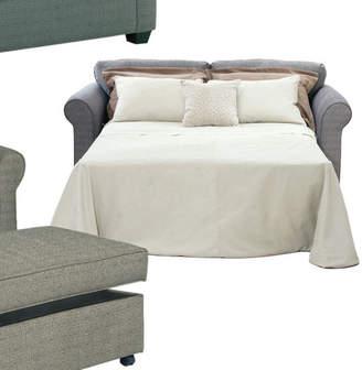 Andover Mills Serta Upholstery Blackmon Queen Sleeper