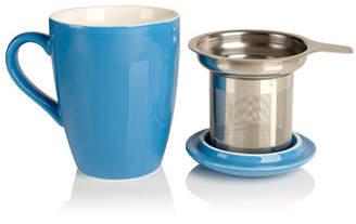 Adagio Teas Porcelain Mug With Tea Infuser