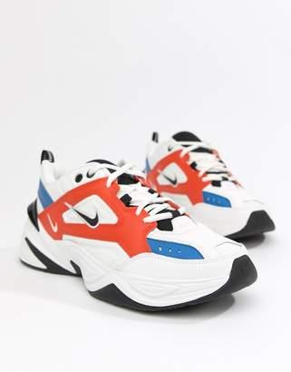 Nike M2K Tekno Sneakers In White AV4789-100