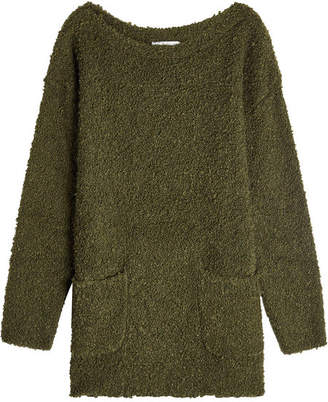 Faith Connexion Pullover with Mohair and Wool