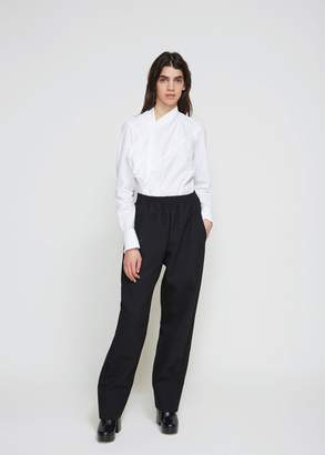 MM6 MAISON MARGIELA Cuffed Elastic Waist Trouser