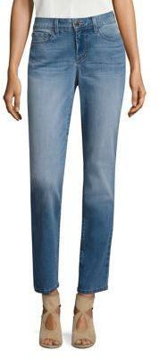 NYDJ Sheri Slim Jeans $134 thestylecure.com