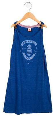 Scotch R'Belle Girls' Sleeveless Printed Top