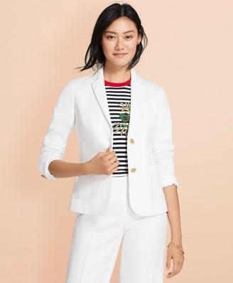 Brooks Brothers Linen-Cotton Jacket
