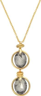 Aris Geldis Blue and dorado pendant