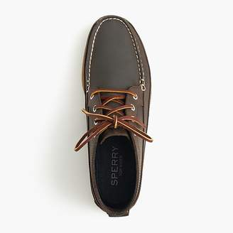J.Crew Sperry® for chukka boots
