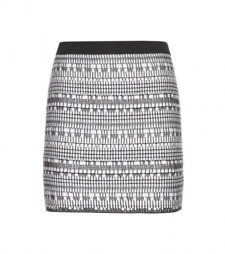 Helmut Lang Stretch miniskirt