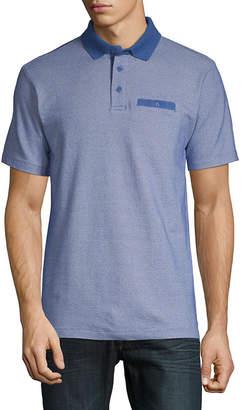 Tailorbyrd Birdseye Fancy Polo Shirt