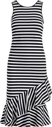 Ralph Lauren Ruffled Cotton Dress