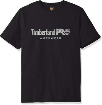 Timberland Men's Cotton Core Short-Sleeve T-Shirt