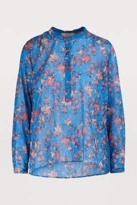 Etoile Isabel Marant Maria cotton shirt