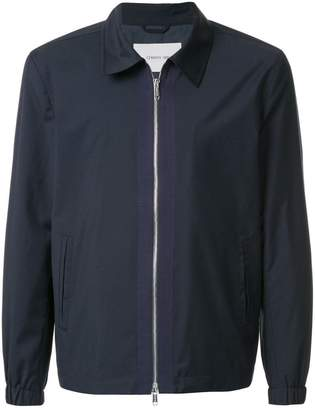 Cerruti zip front lightweight jacket