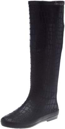 BeOnly Be Only Women's BOTTE SNAKIL Boots Black Size: 7