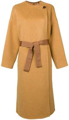 Isabel Marant belted waist coat