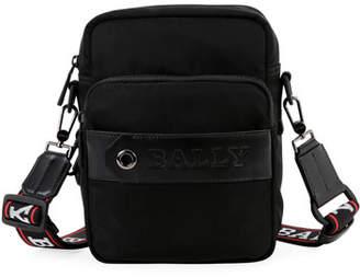 Bally Men's Triller 0 Nylon Crossbody Bag