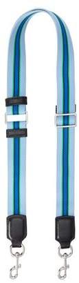 Marc Jacobs Sport Stripe Thin Webbing Adjustable Strap
