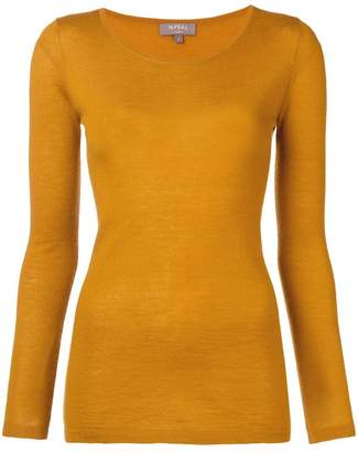 N.Peal superfine round neck top
