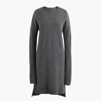J.Crew Long-sleeve sweater-dress
