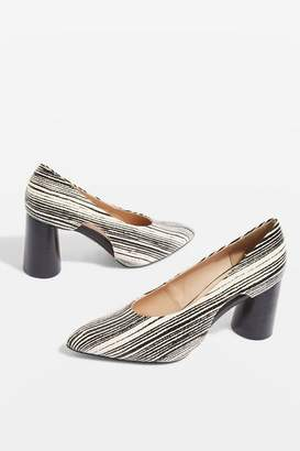 Topshop Ginger Cut Out Shoes