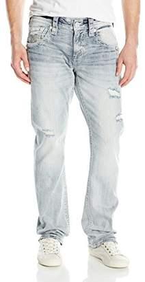 Rock Revival Men's Straight Fit Jean