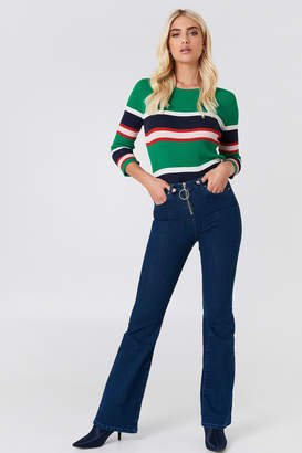 Trendyol Zip Bootcut Jeans