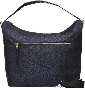 Borbonese Large Jet Op Hobo Bag