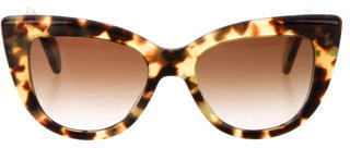 Paul Smith Lovell Cat-Eye Sunglasses $95 thestylecure.com